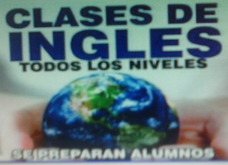 Se Dictan Clases De Inglés A Domicilio