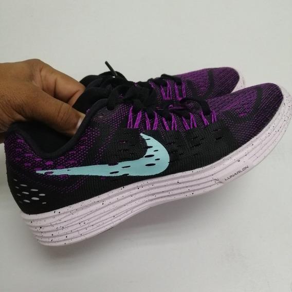 Zapatos Nike Lunarlon Talla 6us 100% Originales