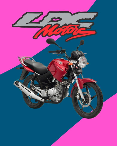 Yamaha Ybr125 Z 2020 /2021 Yamaha Colonia