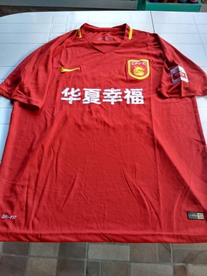Camiseta Hebei Fortune China Lavezzi