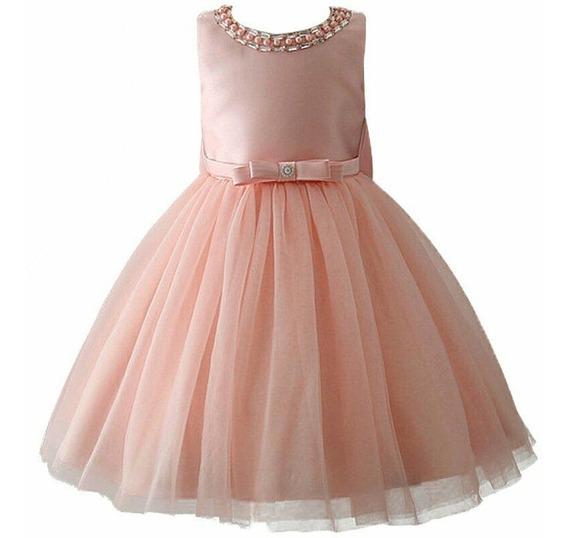 Vestidos Elegantes Para Ninas 4 Anos Nina En Mercado Libre
