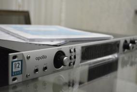 Interface Apollo Quad Thunderbolt