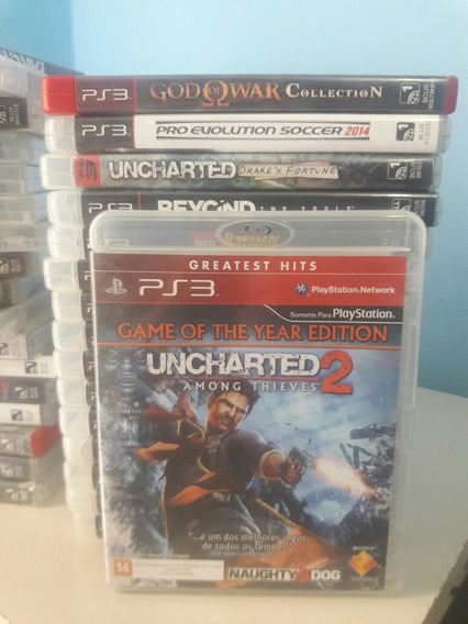 Uncharted 2 Among Thieves Ps3.