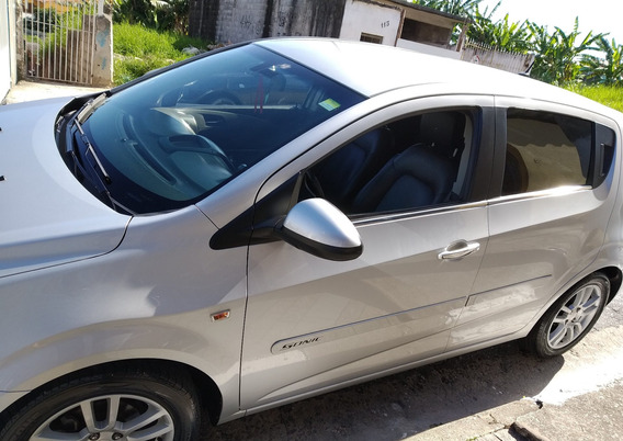 Chevrolet Sonic 1.6 16v Ltz Aut. 5p 2013