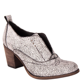 Zapato Zappa Mujer Blanco - X433