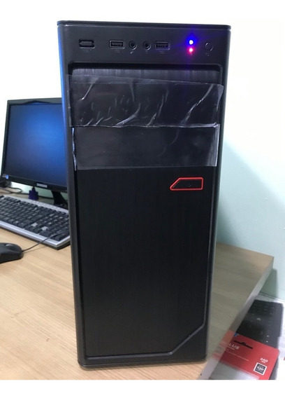 Pc Gamer - Core I7 16gb - Ssd 120gb - Placa Geforce Gt710