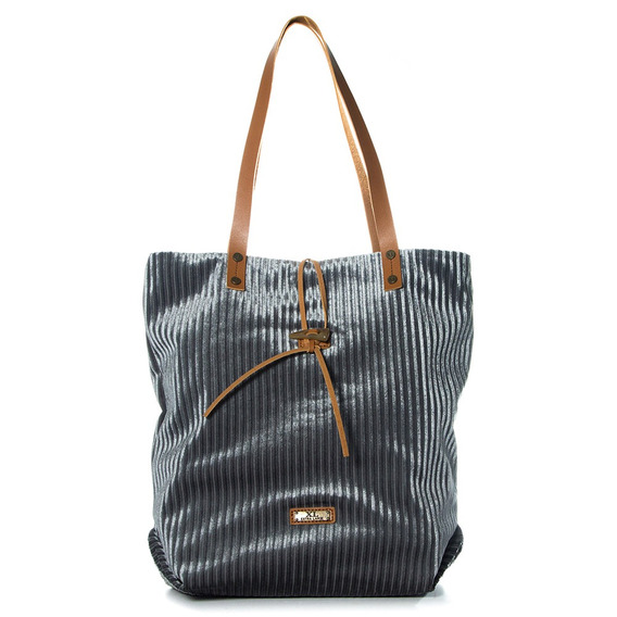 Tote Mujer Xl Extra Large Gabriela Azul