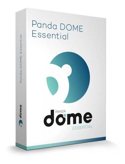 Panda Dome Essential 2020 1 Ano 3 Pc Original Pronta Entrega