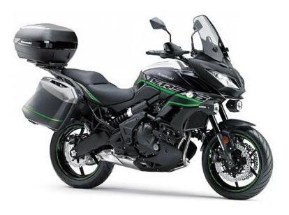 Versys 650 Tourer - 0km 2020 - Kawasaki - Consultor Alex