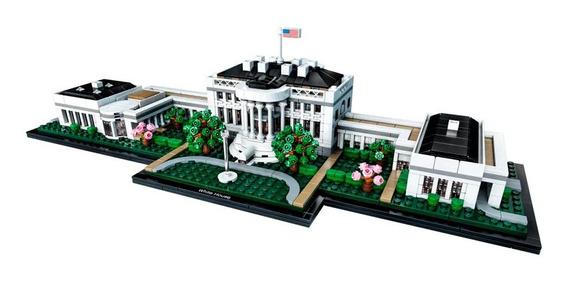 Lego Architecture A Casa Branca
