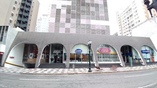 Sala Salão Comercial No Bairro Centro Em Curitiba Pr - 16317