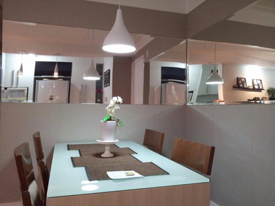 Apartamento Garden Com 2 Dormitórios À Venda, 55 M² Por R$ 430.000 - Mansões Santo Antônio - Campinas/sp - Gd0003