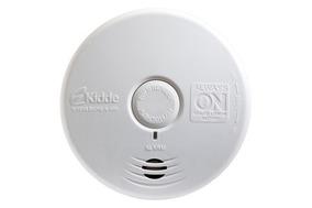 Detector De Fumaça E Co Cozinha Áreas De Serviços Kidde