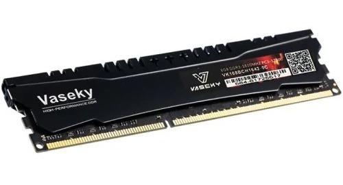 Memoria Ram Vaseky Ddr3 1600 8g Cavalier Series Desktop