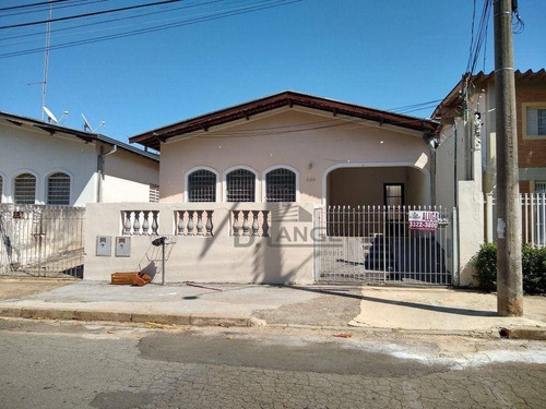 Casa Para Alugar, 130 M² Por R$ 2.000,00/mês - Jardim Santa Genebra - Campinas/sp - Ca14898