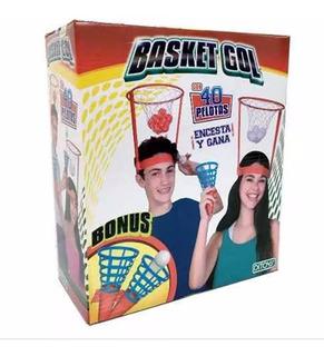 Basket Gol Juego Basquet Encesta En El Aro Y Gana Ditoys