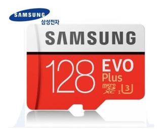 Cartão Memoria Samsung 128gb (lacrado)