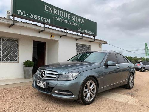 Mercedes-benz Clase C 1.8 C200 Cgi Automatico Extra Full