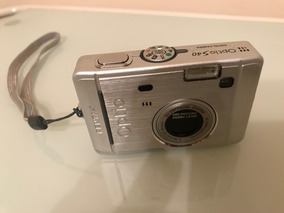 Máquina Fotográfica Automática Pentax Optio S40