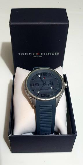 Relógio Tommy Hilfiger Th 172.1.14.1177 Cinza Borracha