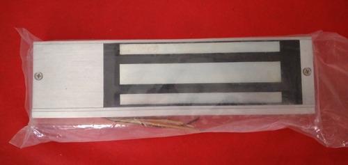 Cerradura Electromagnética De 500kg + Herrajes Completos