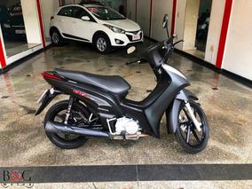 Honda Biz 125 Ex - 2014