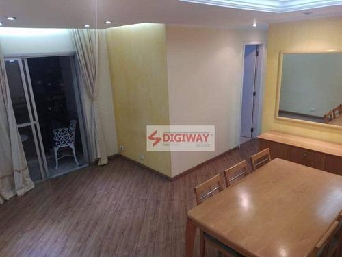 Imagem 1 de 20 de Excelente Apartamento, Pronto Para Morar. - Ap2381