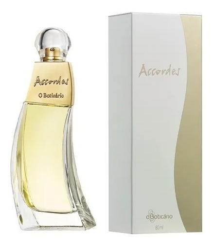 Accordes Desodorante Colônia 80 Ml - Top Oferta!