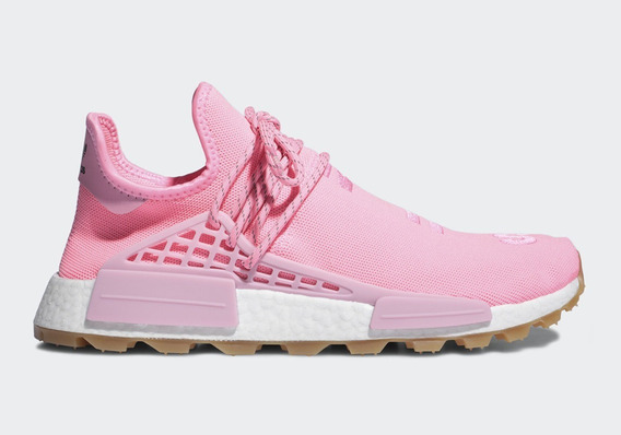 adidas Pharrell Williams Hu Nmd Prd Pink