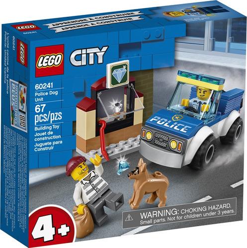 Lego® City - Policía: Unidad Canina (60241)