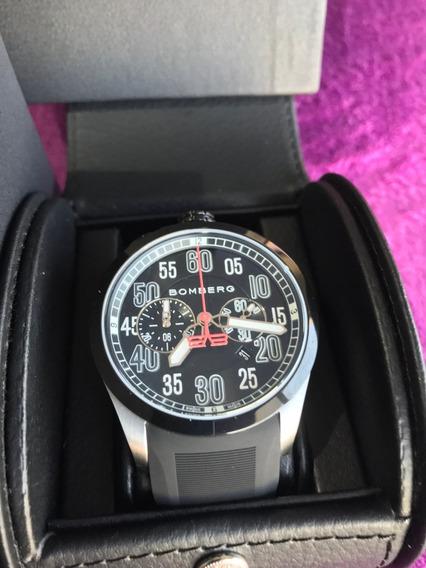 Reloj Para Caballero Bomberg Bolt Ns498 ¡¡oportunidad!!