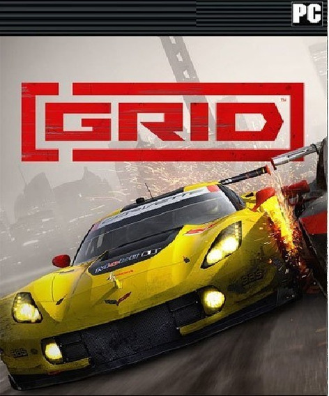 Grid ( Mídia Física ) Pc - Dvd Frete Gratis