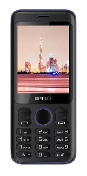 Celular Ipro A28 Pantalla Grande Con Teclas Radio Libre Nuevo Garantia Sucursale Todo El Pais