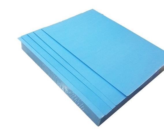 Papel Sublimático 120g A4 Fundo Azul 100 Folhas