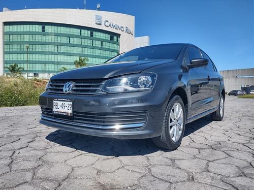 Imagen 1 de 14 de Volkswagen Vento Comfortline Aut 2018
