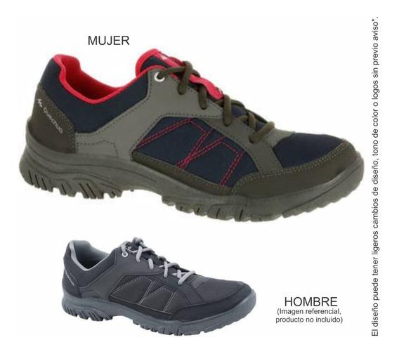 Zapatillas Tenis Zapatos Quechua Hombre O Mujer Hiking