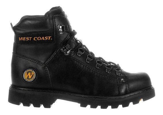 Bota West Coast Masculina Worker - 5790