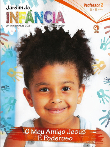 Imagem 1 de 3 de Revista Jardim De Infância 3° Trimestre 2021 - Professor