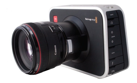 Camera Blackmagic Cinema