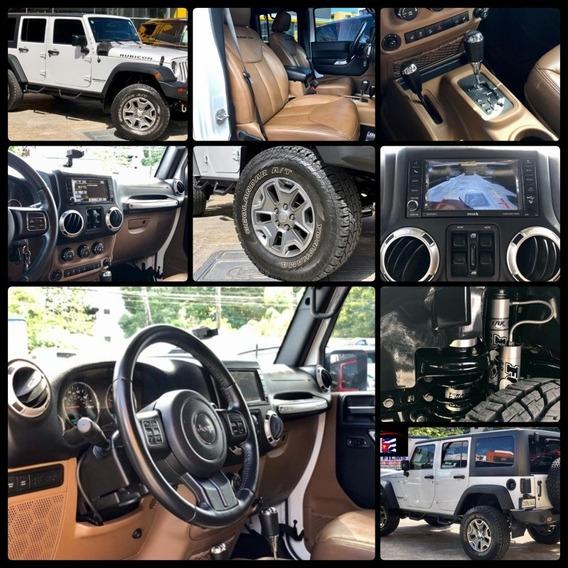 Jeep Wrangler Rubicon 4x4