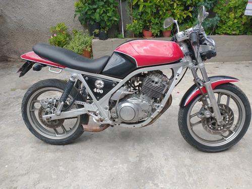 Yamaha Srx 400 1986
