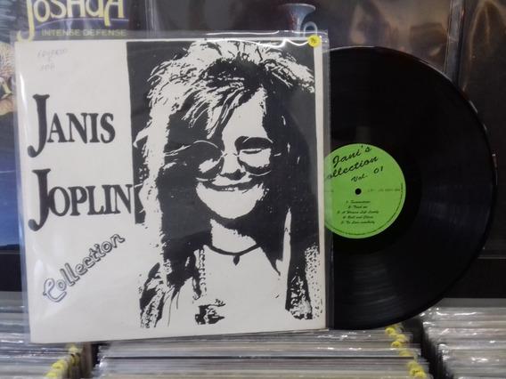 Lp Raro Janis Joplin - Collection - Pirata Nacional