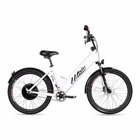 Bicicleta Elétrica Motorizada Woie Golden 48v 350w - Branco