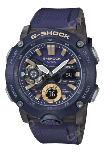 Reloj Casio G-shock Youth Ga-2000-2acr