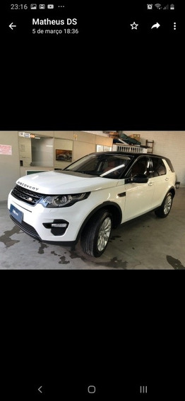 Land Rover Discovery Sport Hse Luxury 7 L