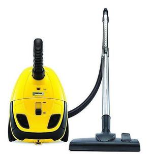 Aspiradora Kärcher Home & Garden VC 1 1.5L amarilla y negra 220V