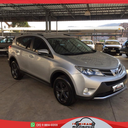 Toyota  Rav4 2.0 4x2 Aut. Gasolina  2014/2015