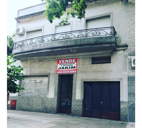Excelente Casa/lote 8,66 X 35 En Villa Devoto 3 Unidades