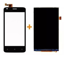 Display Lcd + Tela Touch Multilaser Ms45 P9009 Preto