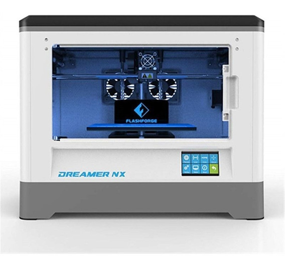 Impressora 3d Dreamer Nx Flashforge